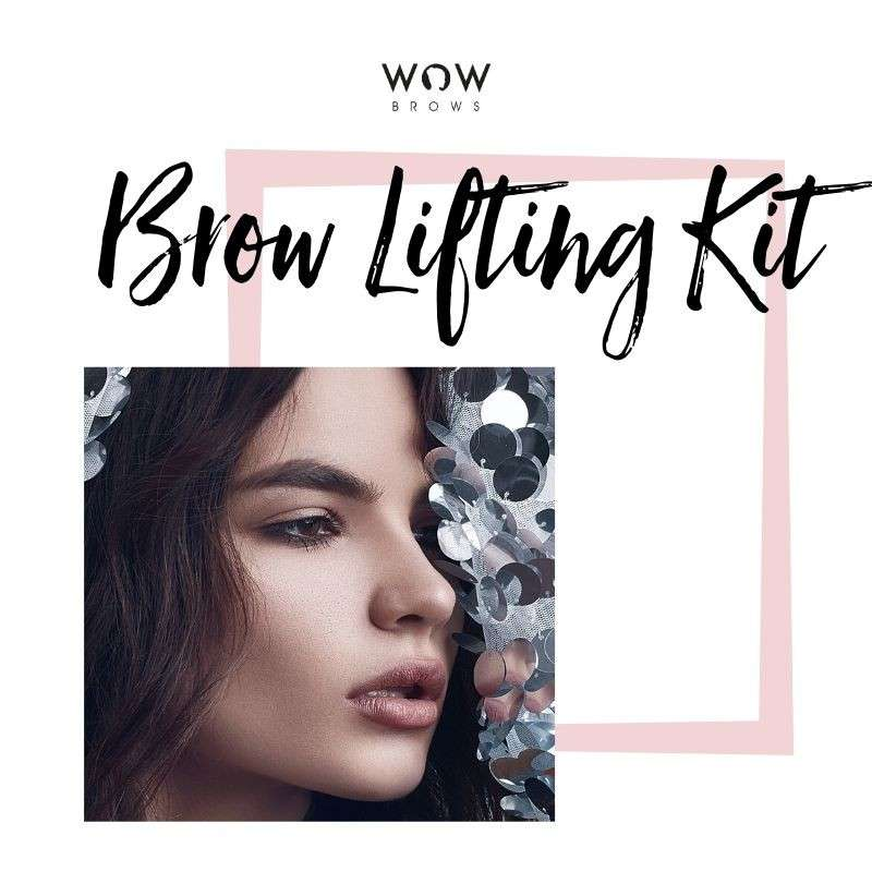 Starterset für das Browlifting Seminar von WOWbrows