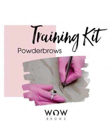 Training Kit für Powderbrows