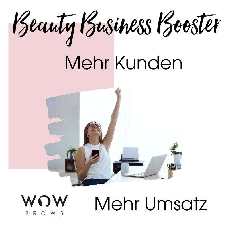 Mehr Kunden in Deinem Kosmetikgeschäft