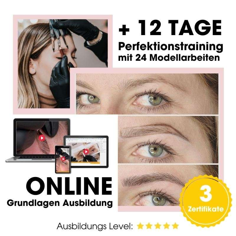 Microblading Master Artist Schulung