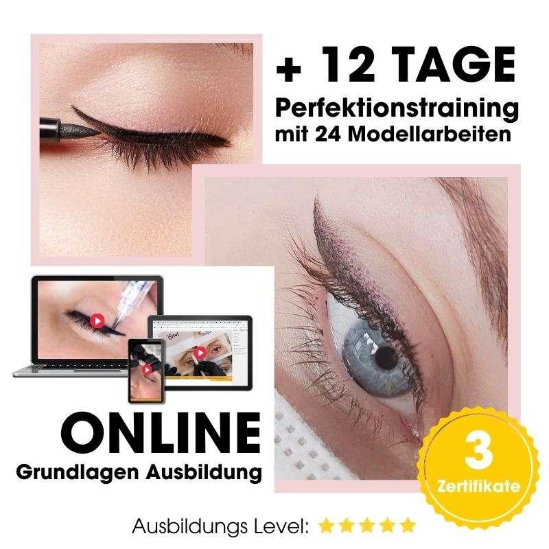 Eyeliner Master Artist Schulung